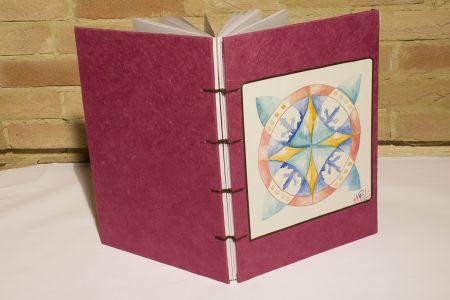 Mandala mattonella pagine